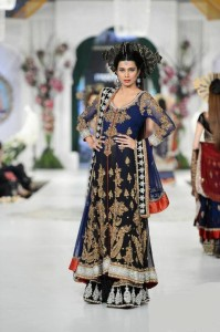 Sharara 2013 bridal collection