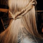 Simple long hairstyles