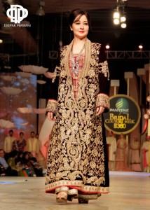Deepak Perwani bridal dresses collection 2013