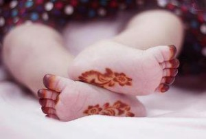 little kids mehndi designs