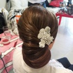 Bridal up do Hair styles for wedding