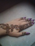 Arabic eid mehndi designs