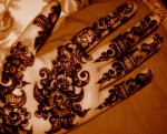 Arabic mehndi designs collection