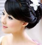 Asian hair styles for wedding