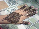Eid heena patterns 2013