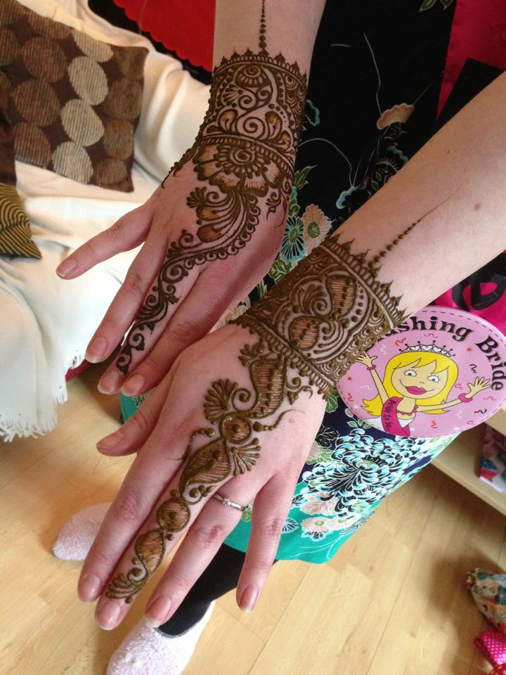 Mehndi Designs For Girls : Henna mehndi designs eid for girls