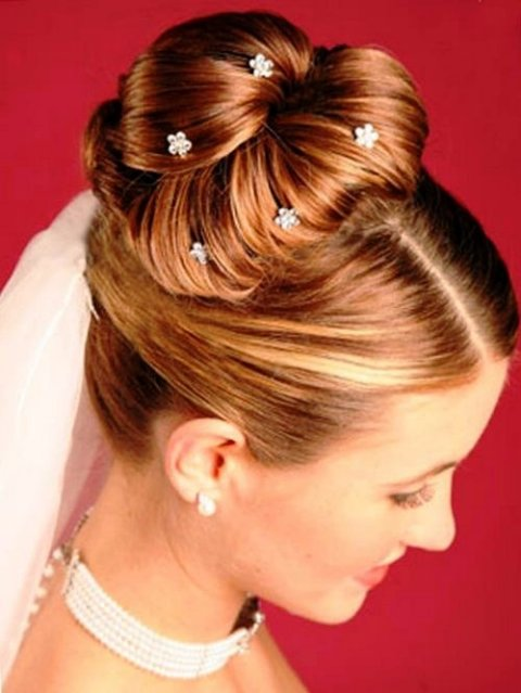 Superb Bridal Up Do Hair Styles For Wedding Bridal Hair Styles 2013 Hairstyle Inspiration Daily Dogsangcom