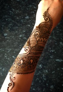 Henna mehndi designs for arms