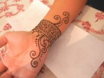 Henna tattoo designs for wrists