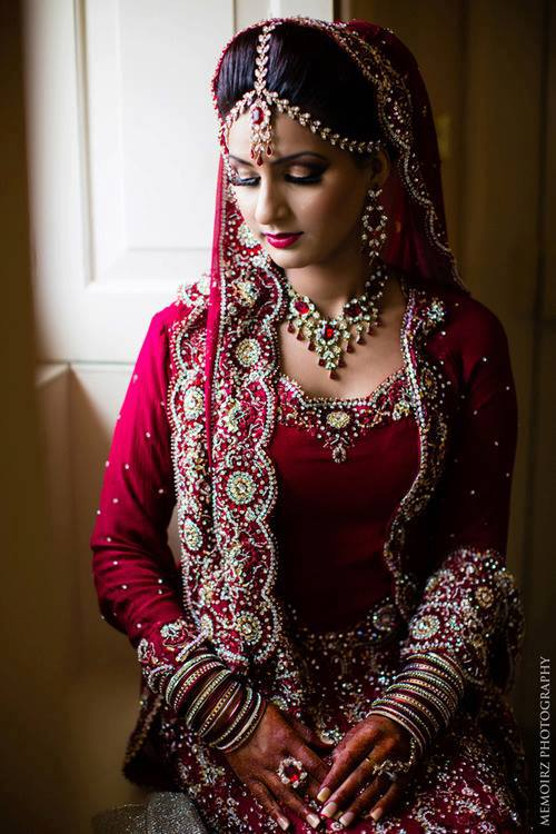Indian Bridal Dresses 2013 In Different Styles