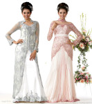 Malaysian bridal gown 2013