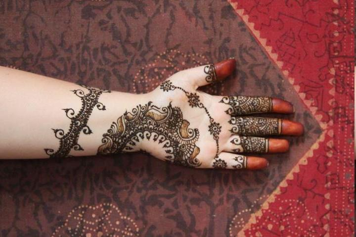 Mehndi designs for hands 2013