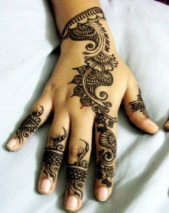 New eid mehndi designs for hands