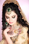 Pakistani bridal makeup 2013