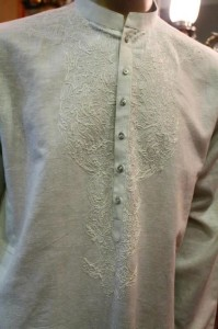 Stylish men kurta design for Eid