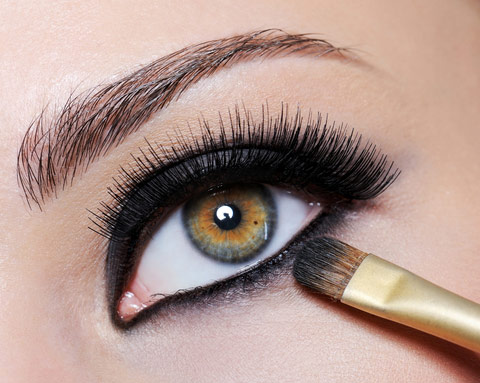 Eye liner pictures