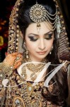 pakistani bridal makeup 2013 smokey eyes