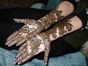 Stylish mehndi designs for hands