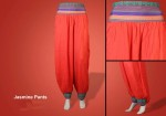 Arabic harem pants designs 2013
