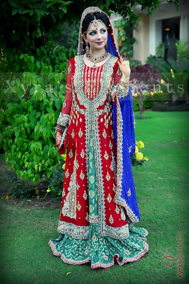 Pakistani couture bridal dresses 2013 buy bridal dresses for Purchase wedding dress online