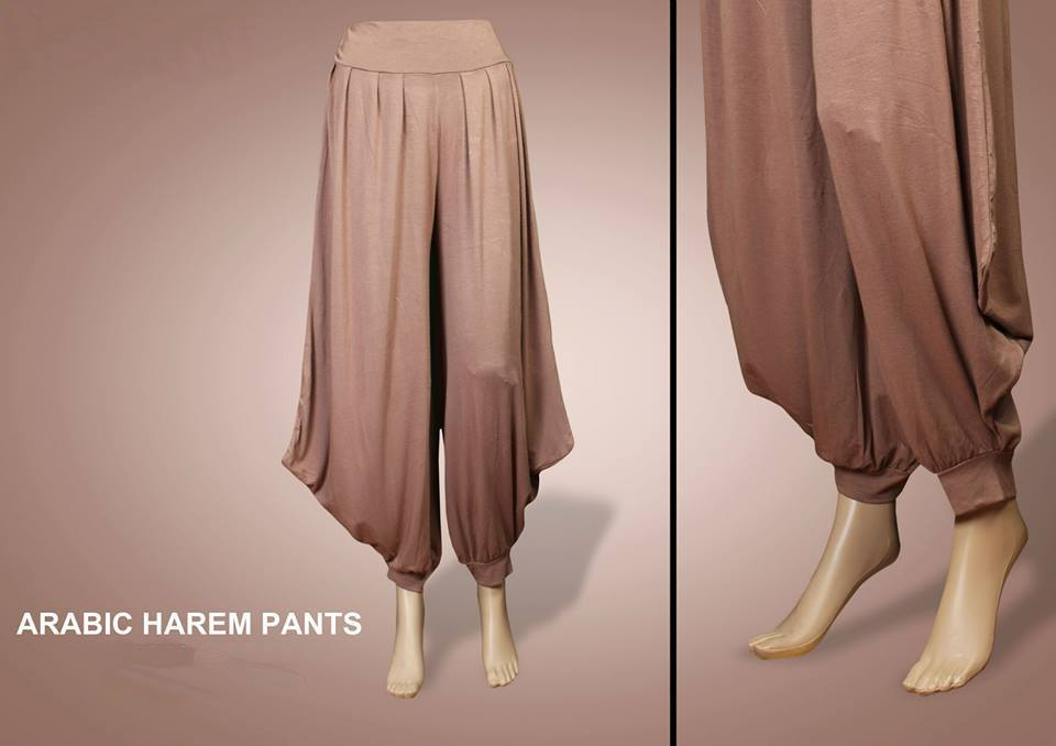 Blondes Girl pant