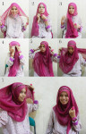 How to wear hijab in Islamic style
