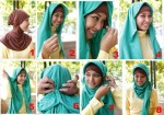 How to wear hijab tutorial