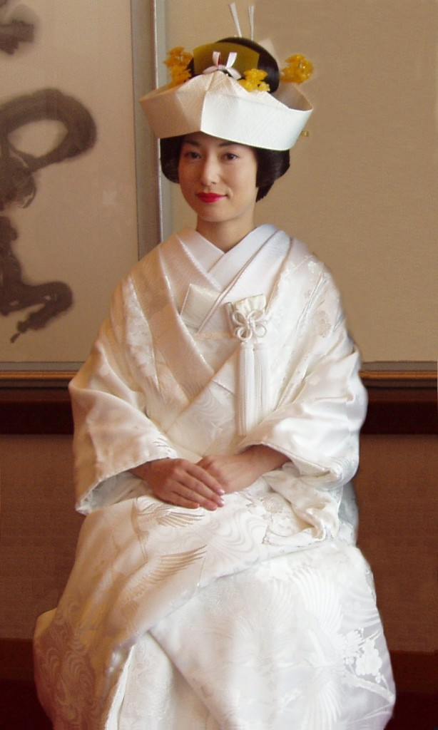 Japanese Bride Dress