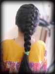 Long hairstyles in Pakistan 2013