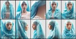 Steps of wearing hijab