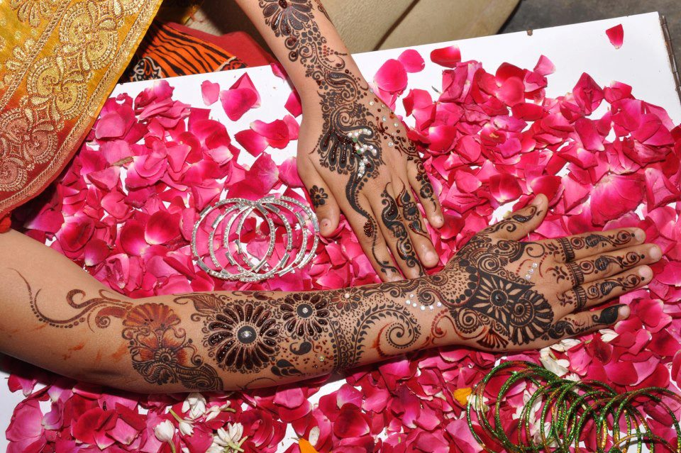 Mehndi Design For Bridal Collection : Bridal henna designs mehndi for weddings