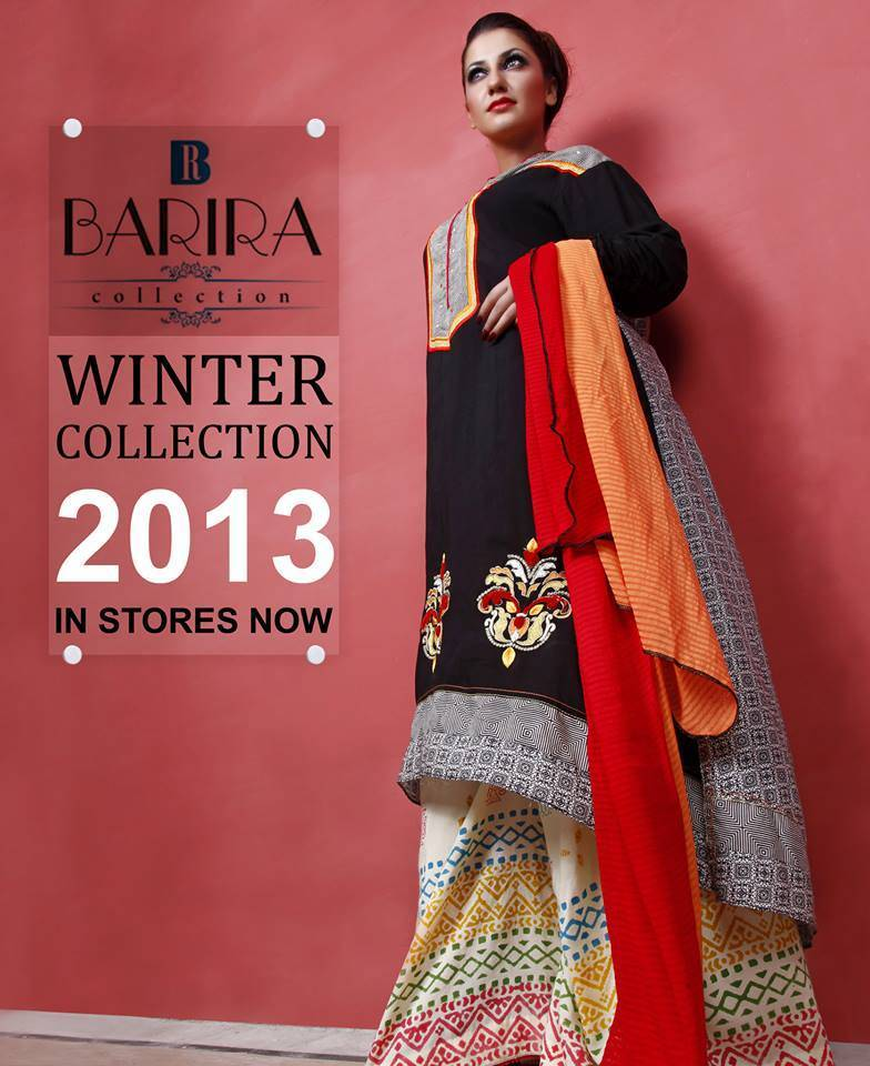 Barira Winter Collection 2013