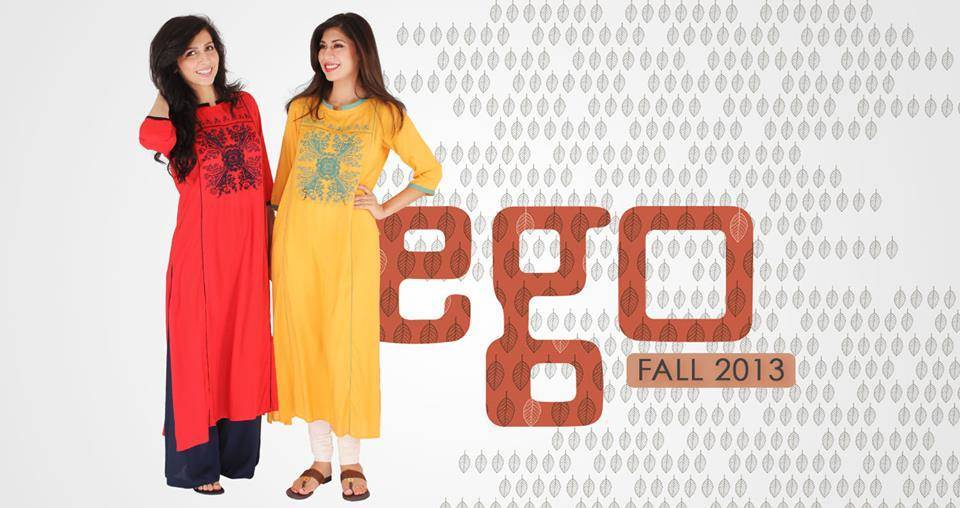 Ego dress design for Winter 2013-2014