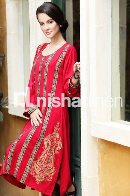 Nishat Fall 2013 Collection Pakistan