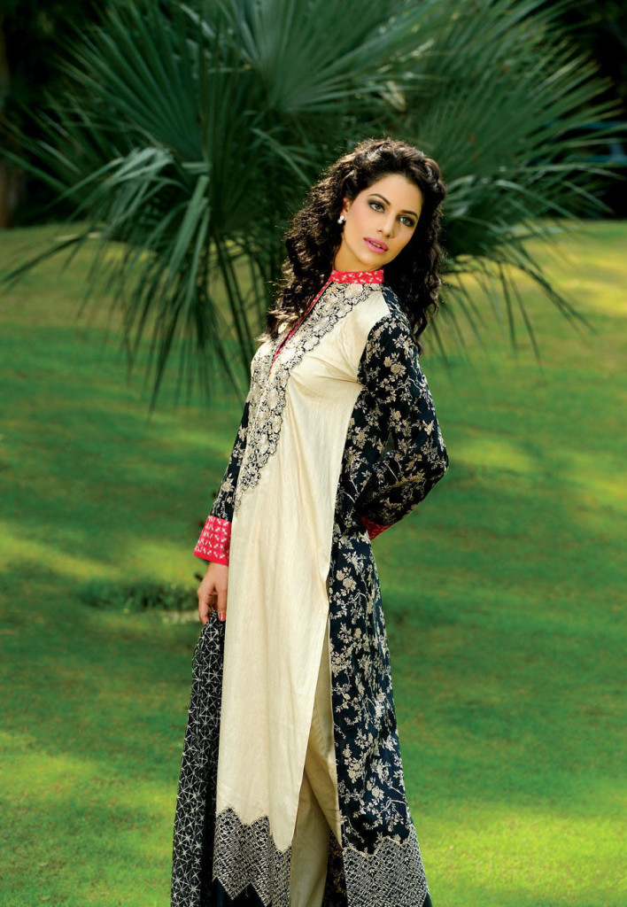 khaadi Winter-Fall Dresses 2013