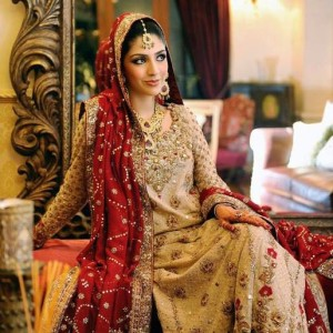 Bridal dresses with prices in Pakistan