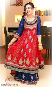 Latest bridal couture