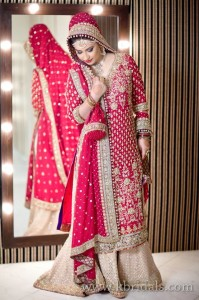 New bridal dress Pakistani