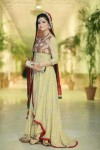 Bridal dress for walima function