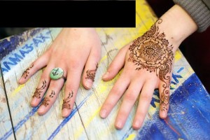 Mehndi designs for girls 2014