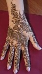 mehndi for hands 2014