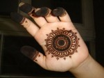 best simple mehndi