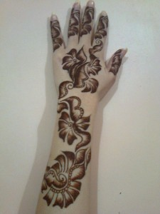Bridal mehndi designs 2014