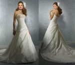 New wedding dresses by Alfred Angelo