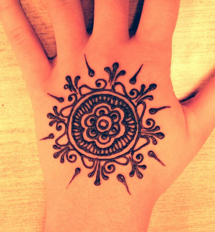 New Mehndi Designs 2014 For Hands - Latest Asian Fashions