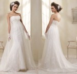 Wedding dresses by Alfred Angelo