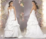 Wedding gowns by Alfred Angelo
