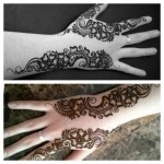 henna patterns for girls