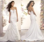 latest bridal gowns by Alfred Angelo