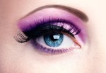 radiant orchid eye make-up